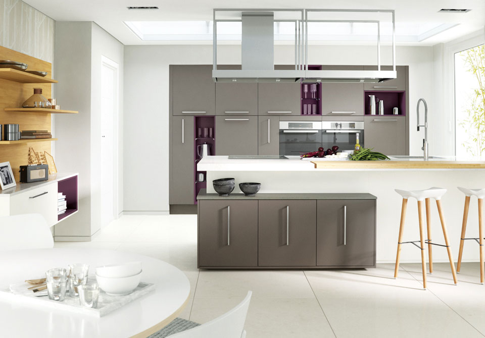 Contemporary Kitchens from The Kitchen Company Barnsley